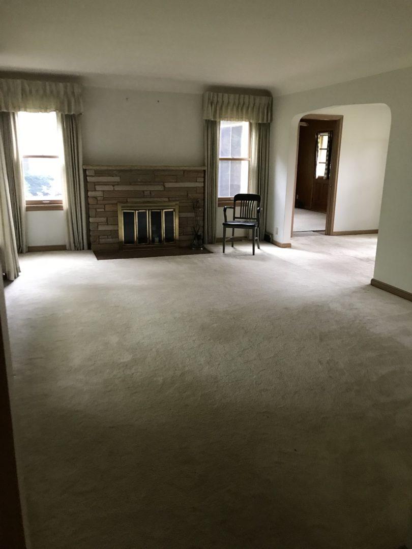 6628 Oliver Ave So Richfield MN 55423 Livingroom Remodel